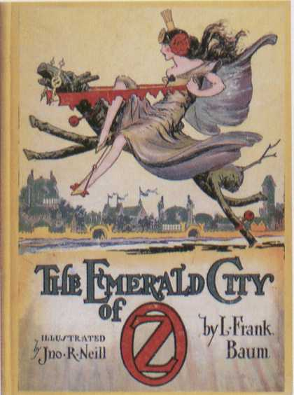 Children's Books - The Emerald City of Oz