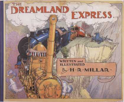 Children's Books - The Dreamland Express (1920s)
