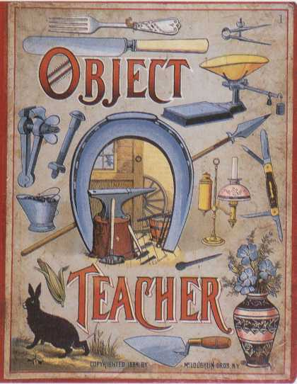 Children's Books - Object Teacher (1880s)