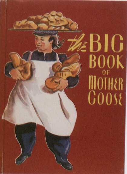 Children's Books - The Big Book of Mother Goose