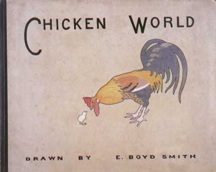 Children's Books - Chicken World (1910s)