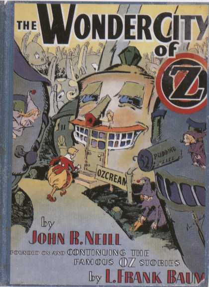 Children's Books - The Wonder City of Oz
