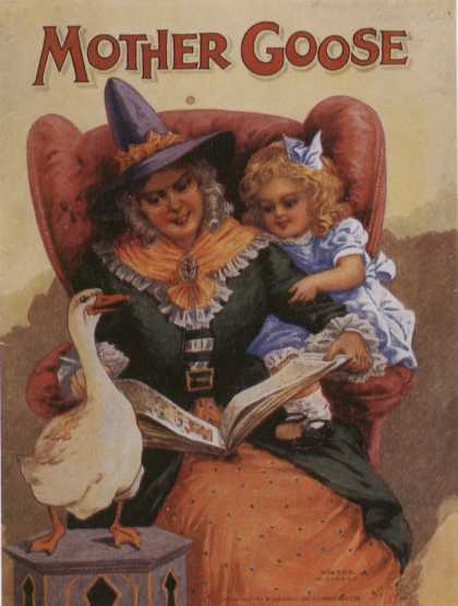 Children's Books - Mother Goose