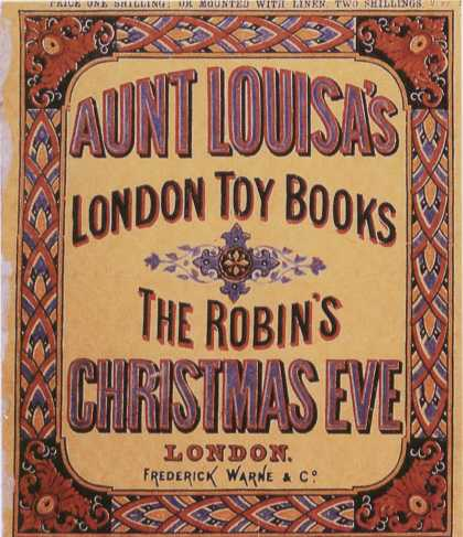Children's Books - Aunt Louisa's London Toy Books (1860s)