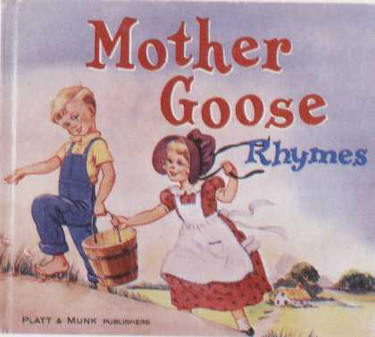 Children's Books - Mother Goose Rhymes