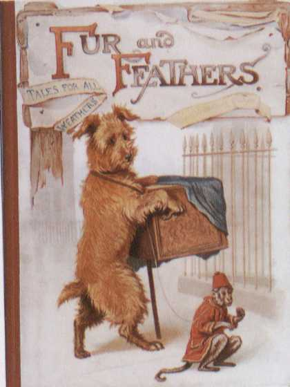 Children's Books - Fur and Feathers (1890s)