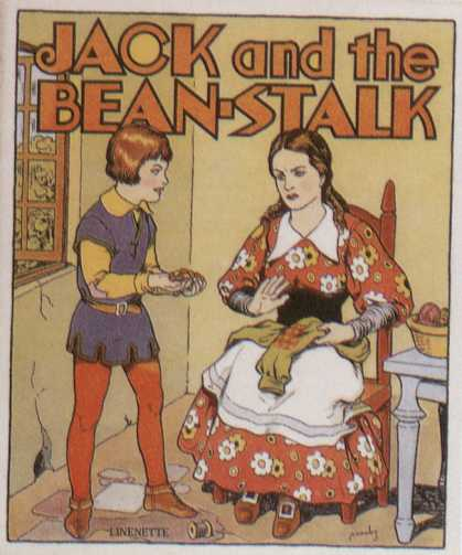 Children's Books - Jack and the Bean-Stalk