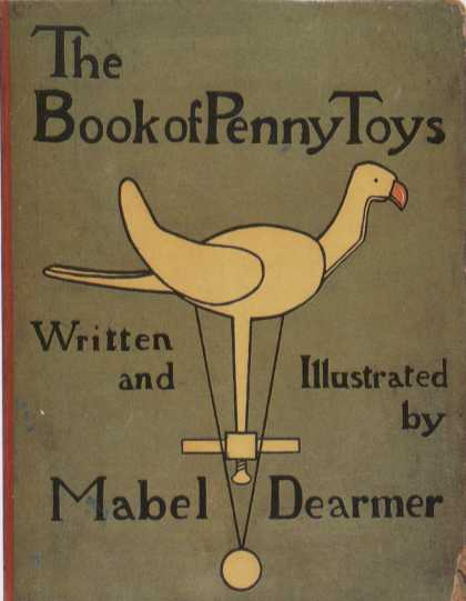 Children's Books - The Book of Penny Toys (1890s)