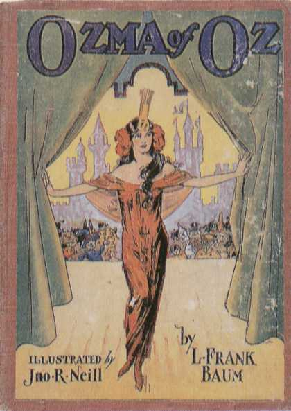 Children's Books - Ozma of Oz