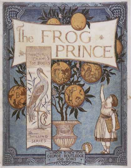 Children's Books - The Frog-Prince (1870s)