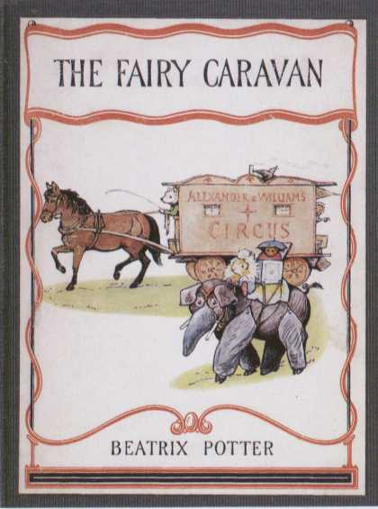 Children's Books - The Fairy Caravan (1920s)