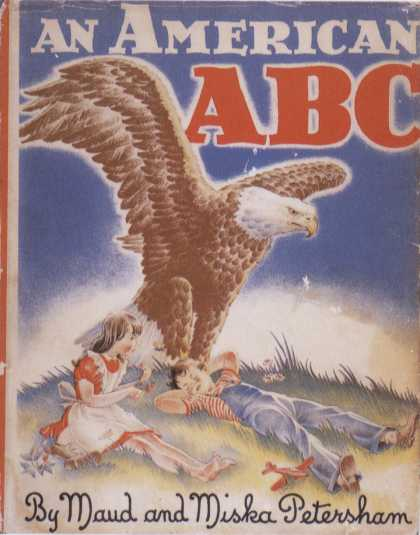 Children's Books - An American ABC (1940s)