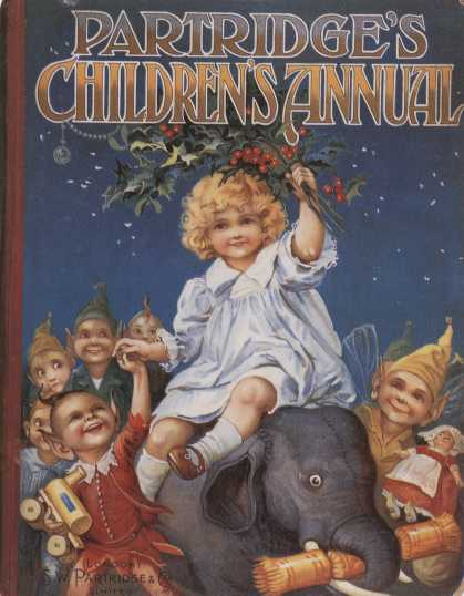 Children's Books - Partridge's Children's Annual