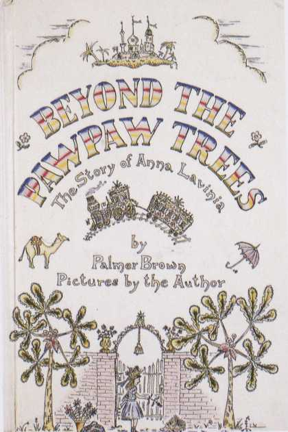 Children's Books - Beyond the Rawpaw Trees (1950s)