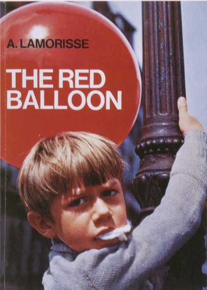Children's Books - The Red Balloon (1950s)