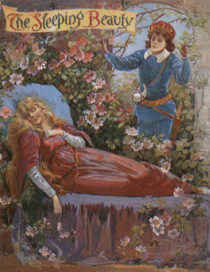 Children's Books - The Sleeping Beauty