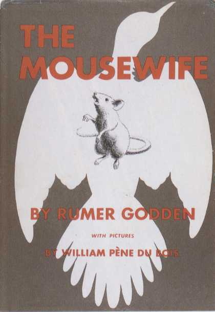 Children's Books - The Mousewife (1950s)
