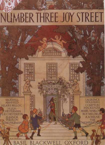 Children's Books - Number Three Joy Street