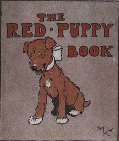 Children's Books - The Red Puppy Book