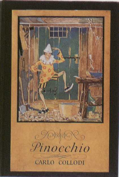 Children's Books - Pinocchio