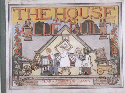 Children's Books - The House That Clue Built (1910s)