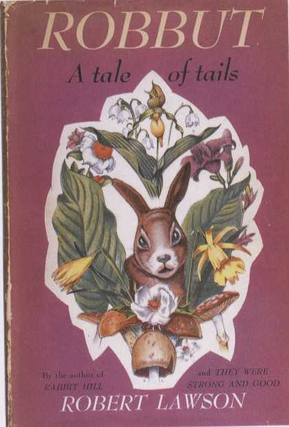 Children's Books - Robbut: A Tale of Tails (1940s)