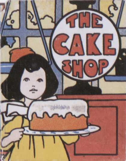 Children's Books - The Cake Shop