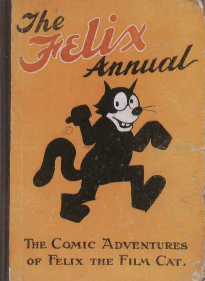 Children's Books - The Felix Annual