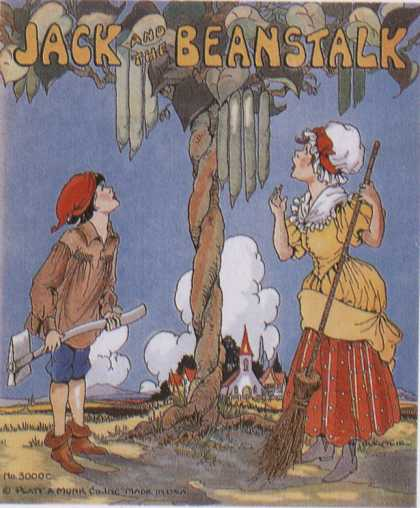 Children's Books - Jack and the Beanstalk