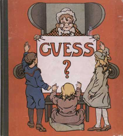Children's Books - Guess? (1900s)