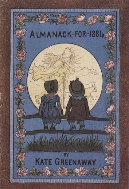 Children's Books - Almanack for 1884 (1880s)