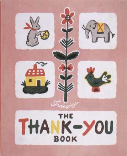 Children's Books - The Thank-You Book (1940s)