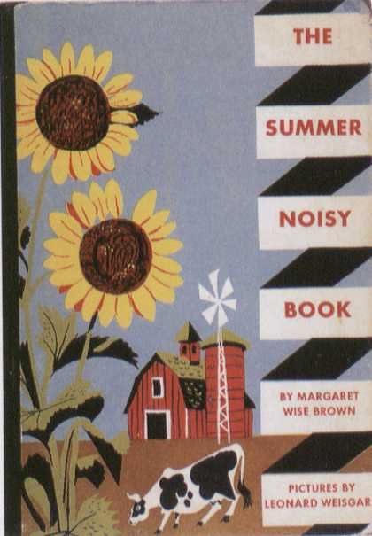 Children's Books - The Summer Noisy Book (1950s)