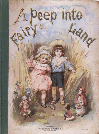 Children's Books - A Peep Into Fairyland (1900s)
