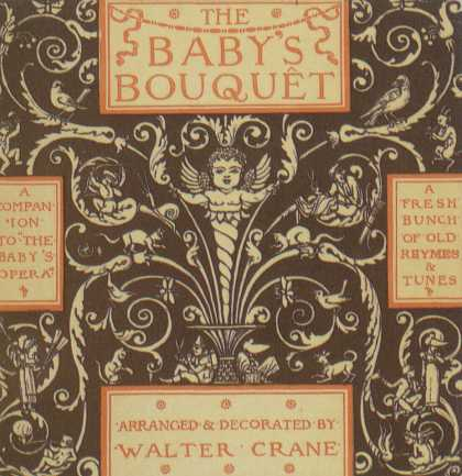 Children's Books - The Baby's Bouquet