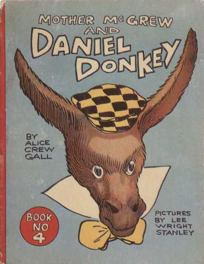 Children's Books - Mother McGrew and Daniel Donkey (1910s)