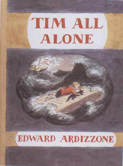 Children's Books - Tim All Alone