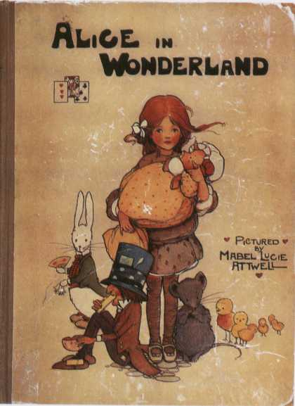 Children's Books - Alice in Wonderland