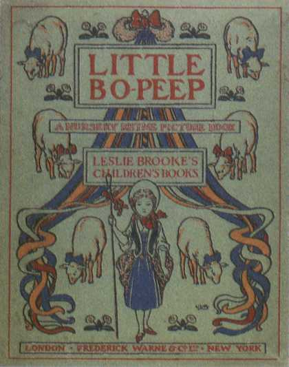 Children's Books - Little Bo-Peep