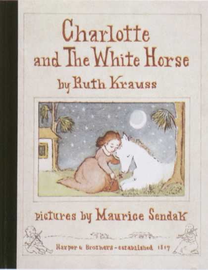Children's Books - Charlotte and the White Horse (1950s)