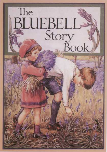 Children's Books - The Bluebell Story Book (1920s)