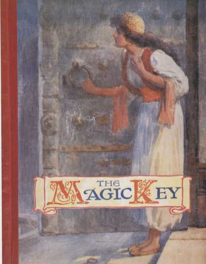 Children's Books - The Magic Key (1910s)