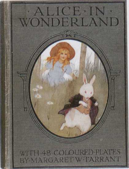 Children's Books - Alicen in Wonderland