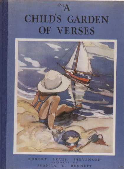 Children's Books - A Child's Garden of Verses