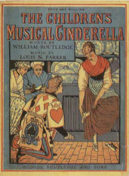 Children's Books - The Children's Musical Cinderella