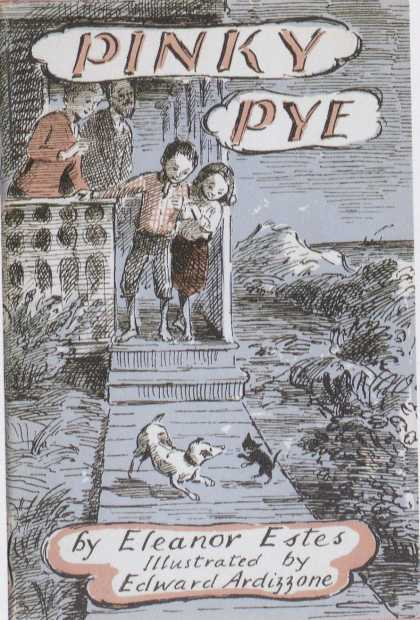 Children's Books - Pinky Pye