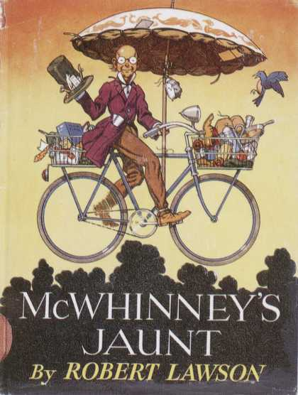 Children's Books - McWhinney's Jaunt (1950s)