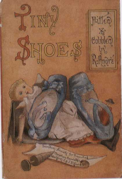 Children's Books - Tiny Shoes