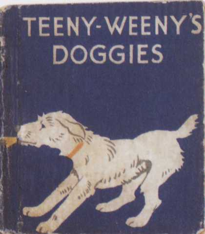 Children's Books - Teeny-Weeny's Doggies