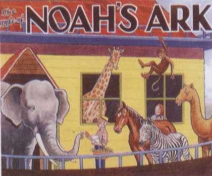Children's Books - Noah's Ark